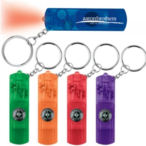 Whistle LED Key Li...