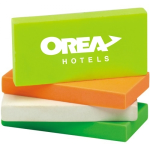 Square Eraser - Promotional Products