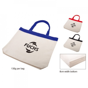 Cotton Tote with C...