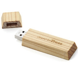 Ingot Wood USB - P...