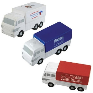 Delivery Truck Stress Reliever-[AL-27031] - Promotional Products