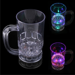 Water Inductive Luminous Beer Mug - Promotional Products