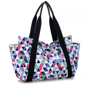 Women Messenger Geometric Handbags - Promotional Products