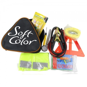 Triangle Emergency Car Safety Kit - Promotional Products