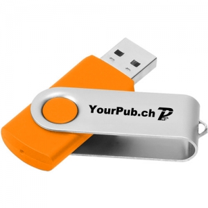 1GB Rotate USB Fla...