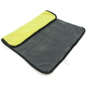 Microfiber Car Cleaning Cloth With Wax - Promotional Products