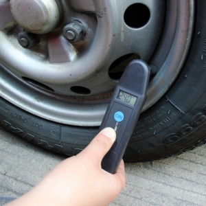 Digital LCD Tire Air Pressure Gauge - Promotional Products