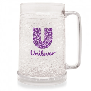 480ML Durable Tankard Frosty Mug - Promotional Products