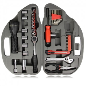36-Piece Car Shaped Tool Kit - Promotional Products