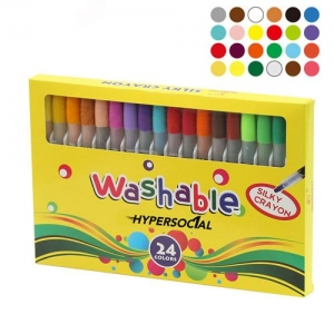 Nontoxic 24 Colors Washable Watercolor Pens - Promotional Products