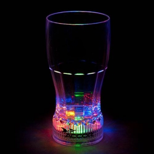 350ML LED Flashing Cup - Promotional Products