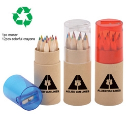 Recycled Crayon Se...