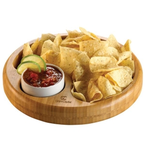 Bamboo Snack Bowl Set    -[ZL-25006] - Promotional Products