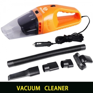 Portable Dual Use Car Vacuum Cleaner - Promotional Products