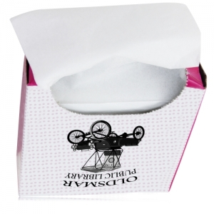 80 Dry Sanitary Tissue Paper - Promotional Products
