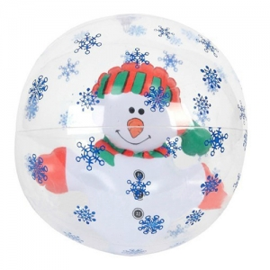 Inflatable Snowman...