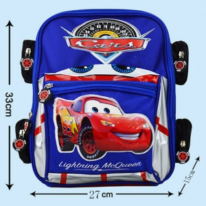 3D Car Anti-Lost Backpack School Kids - Promotional Products