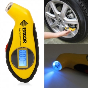 Digital Tire Gauge With LED Indicator - Promotional Products