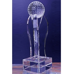 Tall Golf Trophy - Promotional Products