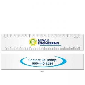 "6"" Ruler-[NW-..."