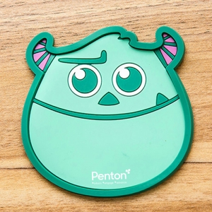 Cartoon Silicone Coaster Insulation Mat - Promotional Products