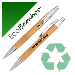 Eco Bamboo Ball Pe...