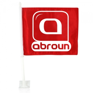 Custom Car Window Flag - Promotional Products