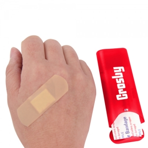 5 Plaster Band Aid...