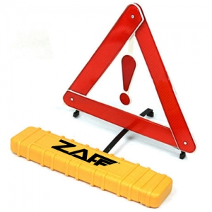 Car Breakdown Tripod Warning Sign - Promotional Products
