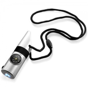 Multi Function Emergency Whistle - Promotional Products