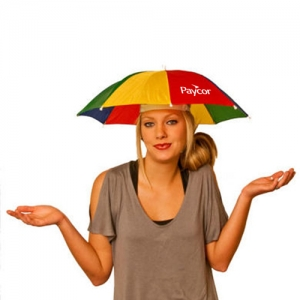 Umbrella Hat Multi...