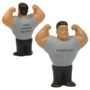 Muscle Man Stress Reliever-[AL-28017] - Promotional Products