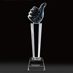 Thumbs Up Trophy -...