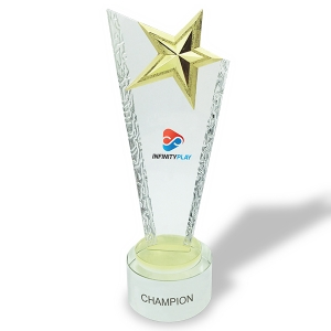 Gold Star Trophy -...