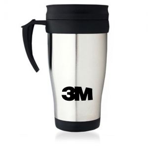 450ML Stainless Steel Travel Mug With Handle - Promotional Products