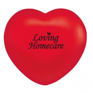 Heart Stress Ball-[NW-91718] - Promotional Products