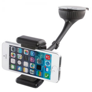 Bluetooth Handsfree Phone Holder With Speaker - Promotional Products