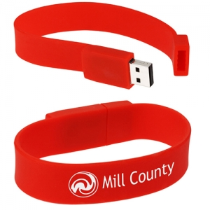 1GB Wristband USB ...