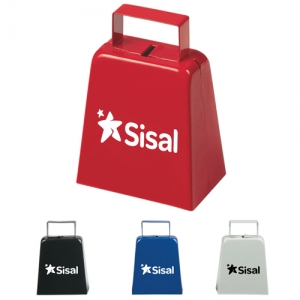 Large Cow Bell With Handle - Promotional Products