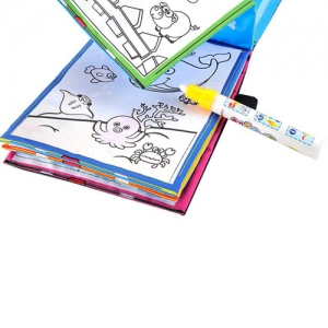 Kids Magic Water Drawing Book and Magic Pen - Promotional Products